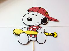 1Ft Snoopy Centerpiecebirthday decorationsbaby showerparty