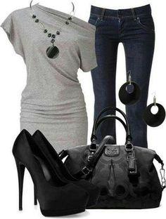 f2e12e00cbc Love the purse and shoes! Sexy Outfits