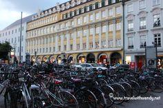 ©Travel with Wendy  Marienplatz München for the Weekend www.travelwithwendy.net