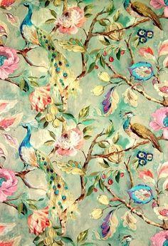 43 Ideas wallpaper vintage floral backgrounds print patterns for 2019 Peacock Wallpaper, Bird Wallpaper, Chinoiserie Wallpaper, Fabric Wallpaper, Vintage Wallpaper Patterns, Vintage Floral Backgrounds, Pattern Wallpaper, Ornament Tapete, Painting Art