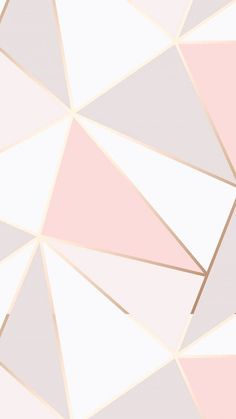 Rose gold wallpaper, pink wallpaper iphone y gold wallpaper. Geometric Wallpaper Iphone, Marble Wallpaper Phone, Rose Gold Wallpaper, New Wallpaper Iphone, Trendy Wallpaper, Iphone Backgrounds, Pattern Wallpaper, Wallpaper Backgrounds, Wallpaper Quotes