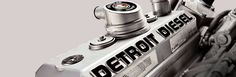 Detroit Diesel Engine Distributor | Pacific Power Products