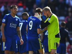 One Sky Bet punter opted to cash out his bet on Leicester City winning the Premier League on Tuesday pocketing over 100000.