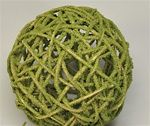 """Younger and Son Wholesale  Curly Willow Ball Mosscoat 8"""""""