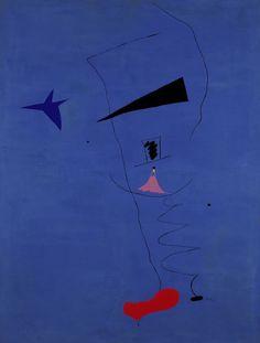 "Joan Miro - ""Blue Star"", 1927"