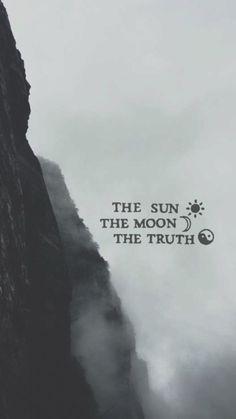 The sun, moon, truth. – Teen wolf quote The sun, moon, truth. Stiles Teen Wolf, Teen Wolf Dylan, Teen Wolf Cast, Dylan O'brien, Teen Wolf Fan Art, Teen Wallpaper, Wolf Wallpaper, Winter Wallpaper, Wolf Background