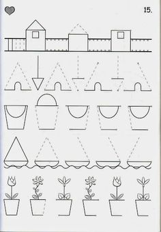 Íráselemek gyakorlása - boros.patricia - Веб-альбомы Picasa Tracing Worksheets, Preschool Worksheets, Pre Writing, Writing Skills, All Schools, Special Needs Kids, Kindergarten Reading, Toddler Preschool, Drawing For Kids