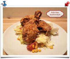 Imparare l'Arte della Cucina Quotidiana: Nigella Lawson: pollo fritto southern-style