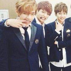 just noticed that tae is biting Kookie Kookie's finger lol