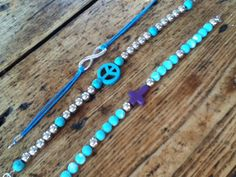 armband - Aclipsbandjes | Voorbeelden Sieraden Maken | By KaRo - Sieraden Maken