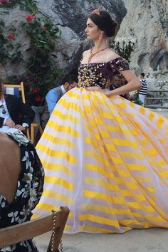 Fashion's most exclusive show  - Dolce & Gabbana's spectacular production staged on the lemon scented island of Capri...we love Capri...we love D&G!  http://www.vogue.co.uk/news/2014/07/14/dolce-and-gabbana-alta-moda-show-in-capri/gallery/1210411  #dolcegabbana   #capri