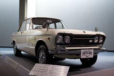 1967 Nissan Prince Skyline 2000GT-B (S54)