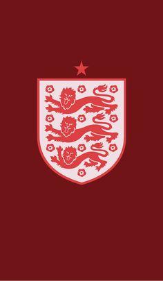 England Badge, England Fa, Football Wallpaper, Rugby, Badges, United Kingdom, Iphone Wallpaper, Villa, Draw
