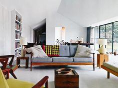 mcm, danish modern interior