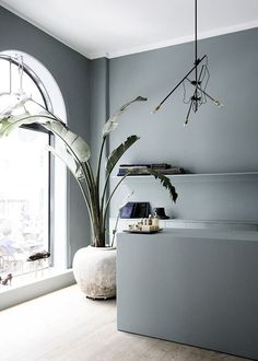 Color Inspiration Soft Grey Blue In My Dream House Hus - Color Inspiration Soft Grey Blue French By Design Color Inspo Oval Room Blue Home Interior Colors Interior Design Wall Kitchen Wall Design Hotel Bathroom Design Shop Interior Design Gray Inter House Design, Colorful Interiors, Interior Inspiration, Interior Design Inspiration, Wall Colors, House Interior, Home Interior Design, Interior Design, House Colors
