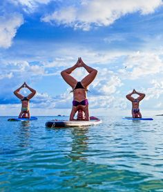 Metta SUP Yoga in Croatia.