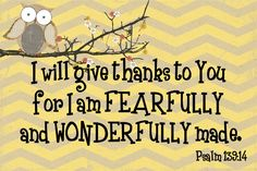 Psalm 139:14 | Titus 2 Women