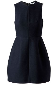 A structured Carven LBD is perfect for flaunting your curves