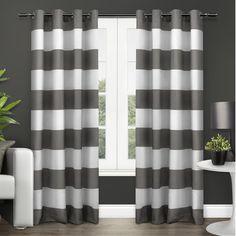Amalgamated Textiles USA Exclusive Home Curtain Panel & Reviews | Wayfair