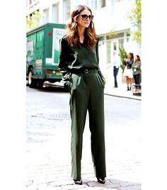 "@Who What Wear - Jumpsuits                 ""It's like the male's version of a 'sexy plumber,' but more fashionable.""- Josh, Real Estate Exec"