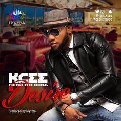 9JABREEZELAND: Kcee – Desire (Prod. by Mystro) + Official Video