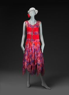 Dress c.1927 National Gallery of Victoria