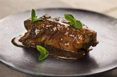 #Agnello alla #senape e menta. #recipes #maille