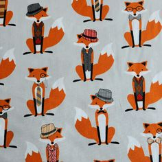 Stof-Fox Beige