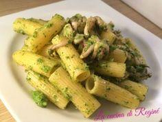 #Pasta broccoli e seppioline# La cucina di Reginé