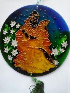 Mandala Mãe oxum Www.capembas.com.br