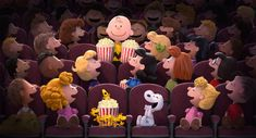 THE PEANUTS MOVIE will prove that every underdog has his day.