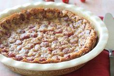 Smart Balance Recipe - Sweet Baked Raspberry Custard