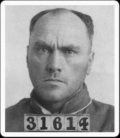 Carl Panzram was a lifelong prisoner and a hate-filled serial killer. Brutalized in and out of various U.S. state prisons during 20th century America, Panzram unleashed a rampage of revenge that resulted in over 20 murders and countless acts of violent sodomy. A single act of kindness, by prison guard Henry Lesser, sparked a friendship that eventually influenced Panzram to write his autobiography. In 1930, Panzram was hanged for killing a laundry foreman at Leavenworth prison.