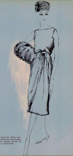 1959 Pierre  Balmain