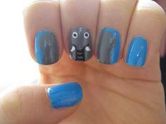 Elephanteee! inspired from polishpedia.