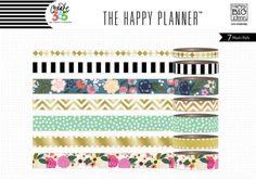 Create 365 Happy Planner washi