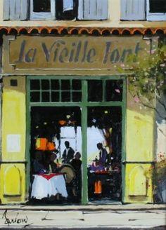 Jeremy BARLOW-La Vielle Font