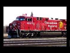 Canadian Pacific Railway Holiday Train 2012