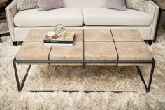 Cooper Rect Coffee Table 56""