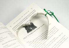 Engagement Proposal Ring Book Harry Potter by Virtualdistortion