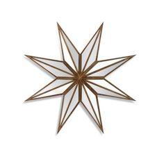 Free Shipping. Buy One Allium Way Sunburst Wooden Wall Mirror at Walmart.com