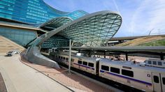 Denver gets closer to airport with new rail line