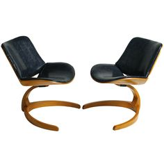 1stdibs - Pair of George Mulhauser Plycraft Lounge Chairs explore items from 1,700  global dealers at 1stdibs.com