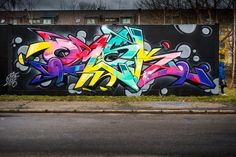 Bombing Science: Graffiti Blog - OMSK167 #graffiti
