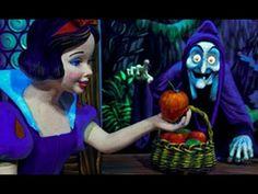 Princess Aurora, Cinderella, and Belle at Walt Disney World's Magic Kingdom (in HD) - YouTube