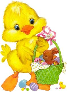 Cute Baby Chick Printable | Happy Easter Chick Clip Art ... Easter Clip Art Free Cute