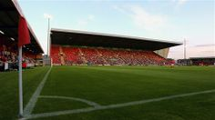 Crewe Alexandra F.C. - Gresty Road