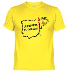 Camiseta Propera Retallada