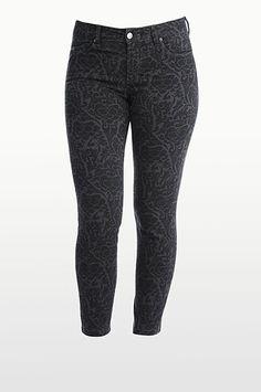Not Your Daughter's Jeans Official Store, NYDJ-1314 ALISHA SKINNY ANKLE, nydj.com #PintoWinNYDJ