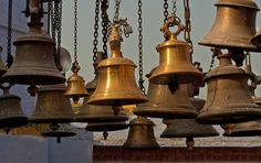 temple bells - Google Search